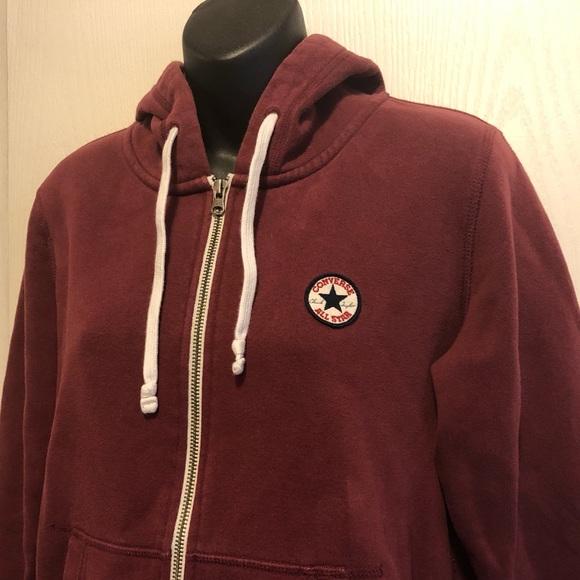 💎 Converse hoodie